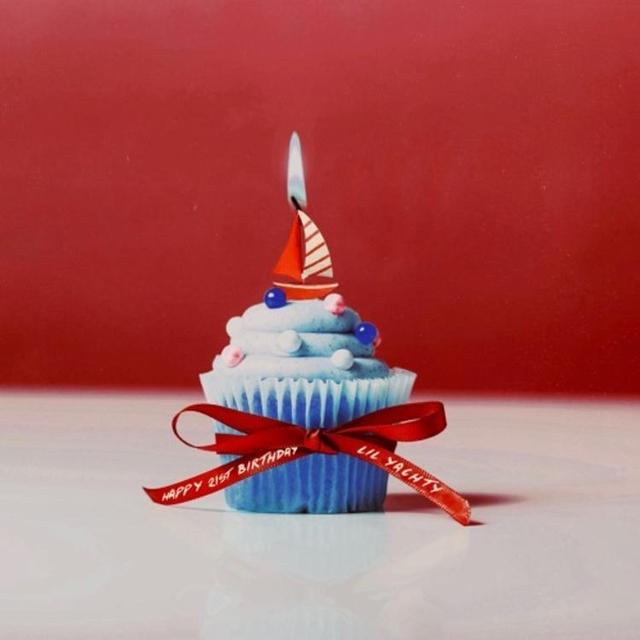 Lil Yachty Birthday tape