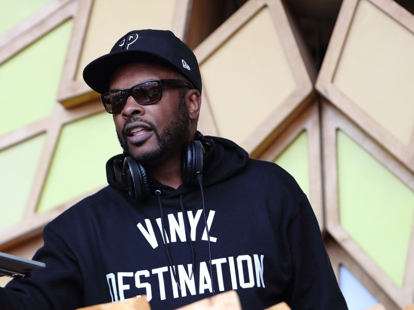 DJ Jazzy Jeff Addresses Importance Of Mental Health Following Playlist Retreat 2018