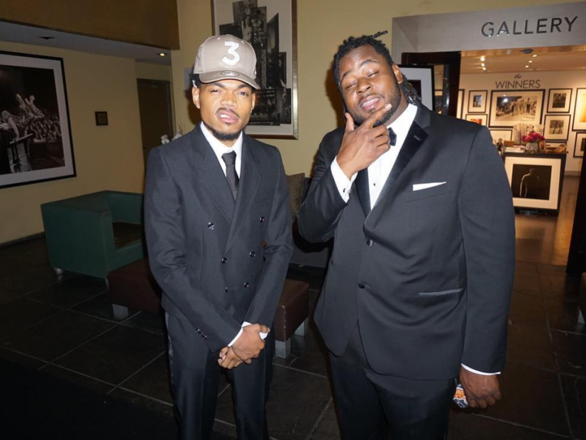 """Reeseynem & Chance The Rapper Combine Forces On """"What's The Hook"""" Single"""