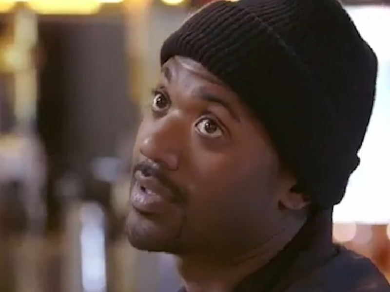 Ray J's Moving Beanie Sparks Hilarious #RayJHatChallenge