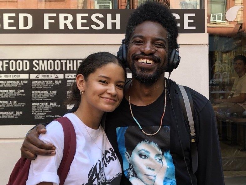André 3000's Interaction With Fan Rocking His Likeness Goes Viral