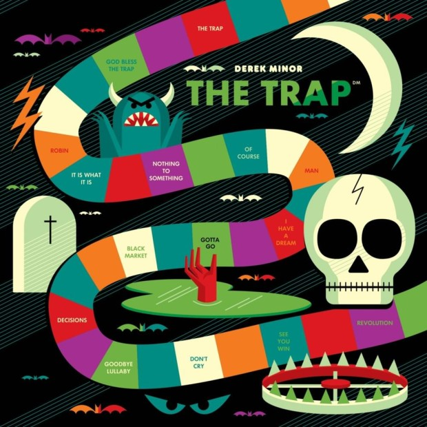 "Review: Derek Minor's ""The Trap"" Is Conscious & Gratifying"