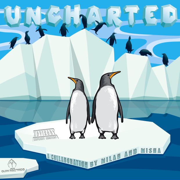 "Review: Guin Records Showcases Potential On The Cluttered ""Uncharted"""