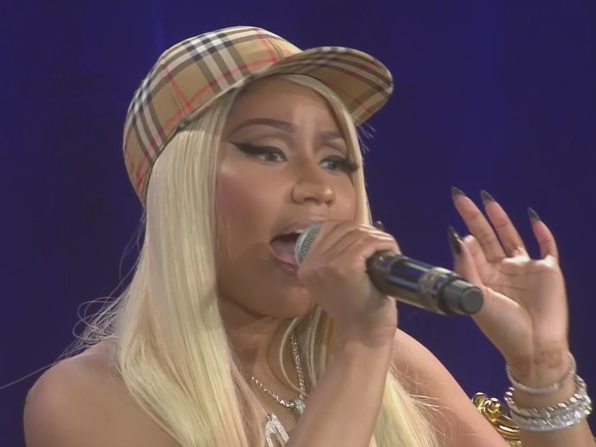 5 Things We Learned From Nicki Minaj's CRWN Interview