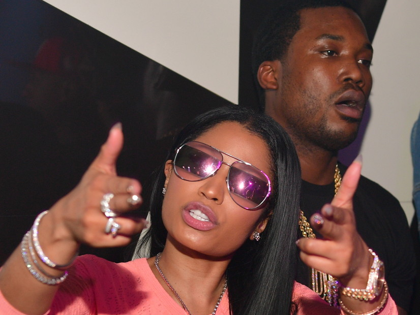 Nicki Minaj Exposes Meek Mill For Still DM Sliding & Twitter Goes Wild