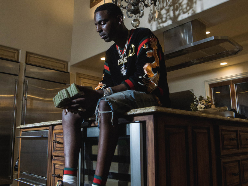 Young Dolph Brags About Turning Down $22 Million Record Deal