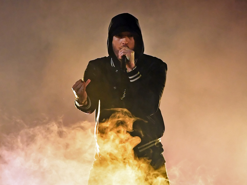Hip Hop Week In Review: Eminem's Surprise Album & Lil Pump's Arrest