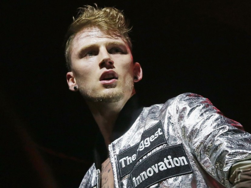 Machine Gun Kelly Accused Of Staging Eminem Stan Altercation