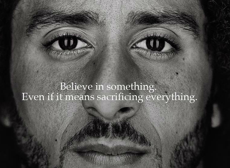 Colin Kaepernick's Nike Ad Turns Into Hilarious Meme Goldmine