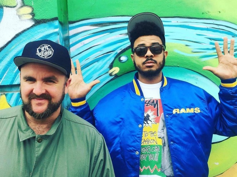 Red Bull Music's Goodness Block Party Delivers Surprise Blu & Exile Set