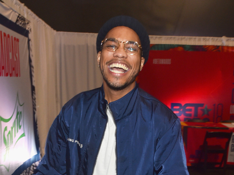 "Anderson .Paak Releases ""Oxnard"" Album"