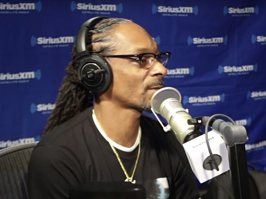 Snoop Dogg Called A 'Hypocrite' After Posting Studio Pics With Trump-Loving Kanye West
