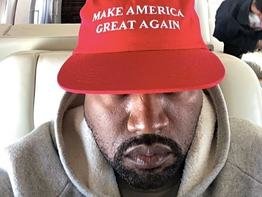Kanye West Wants To Abolish 13th Amendment Outlawing Slavery
