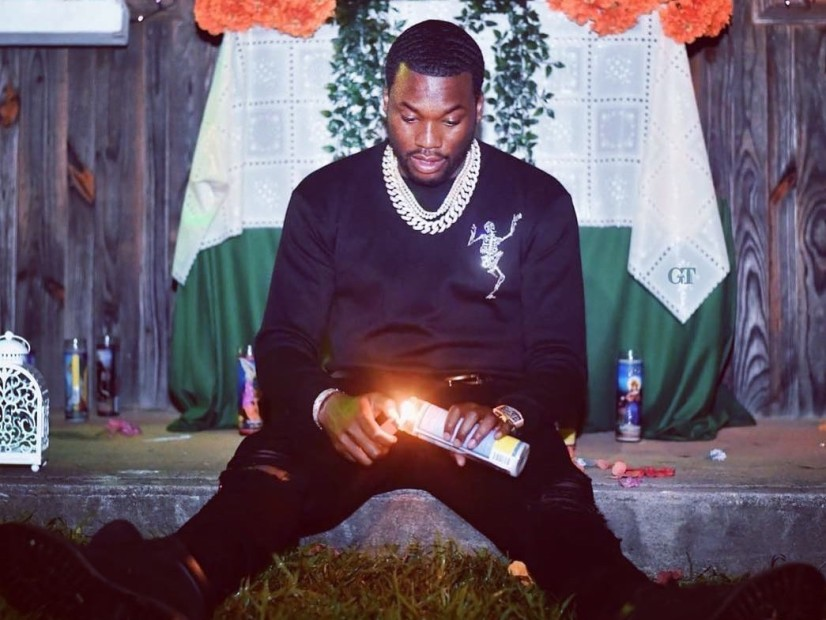 Meek Mill Reveals New Album Details On Instagram