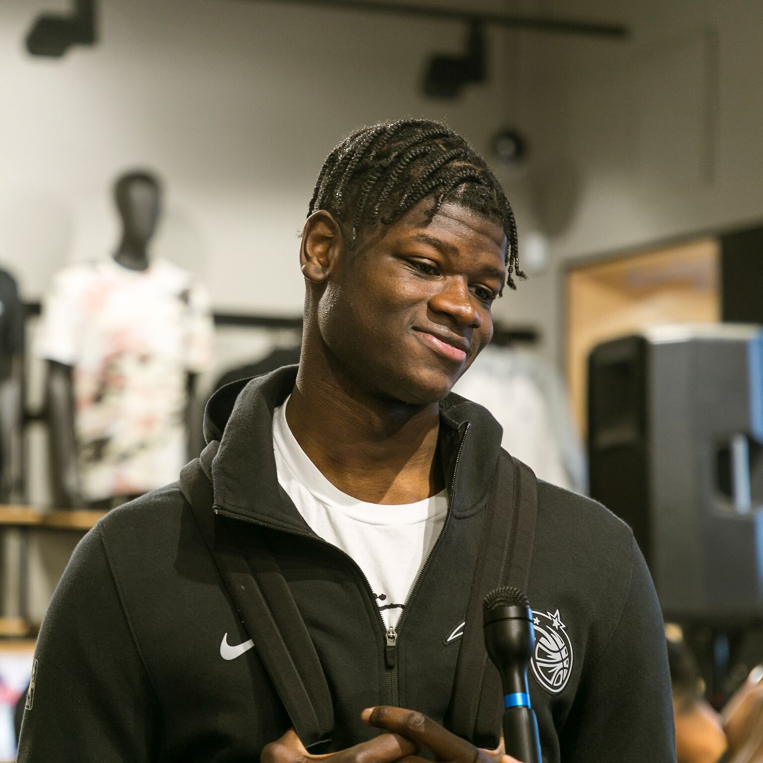 Mohamed Bamba sheck wes interview