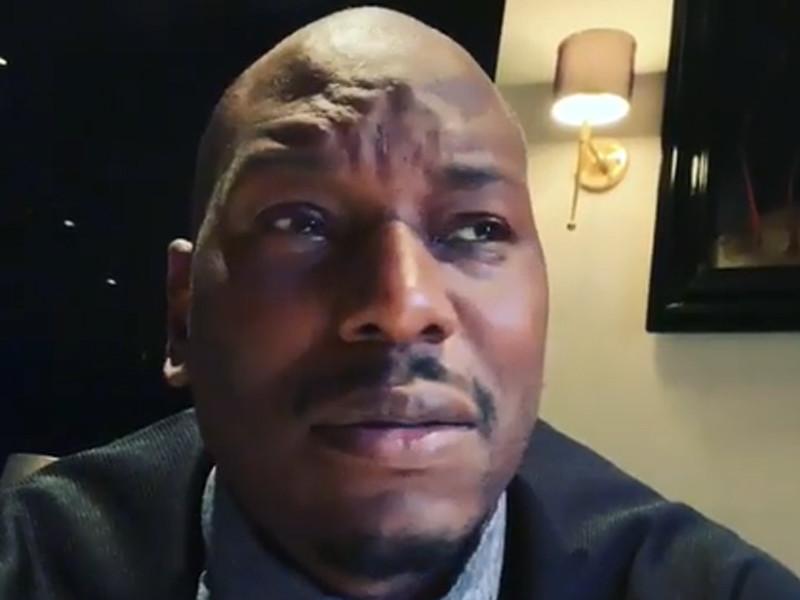 Tyrese Settles $61K American Express Lawsuit