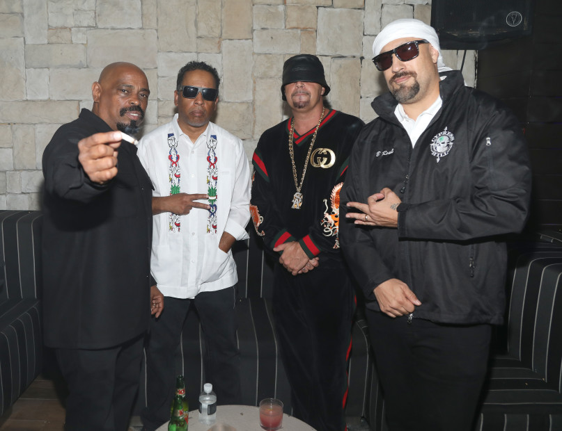 "Cypress Hill Is Back With ""Elephants On Acid"" Album"