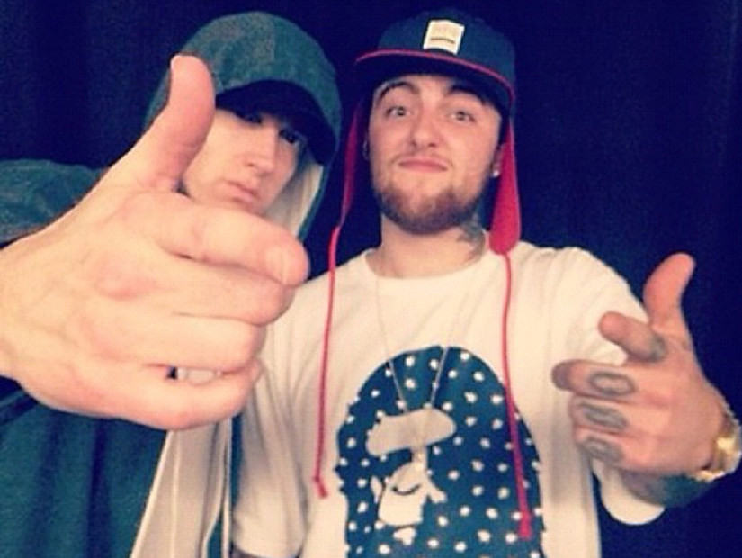 582670dcdf4 The Time Eminem   Mac Miller Crossed Paths