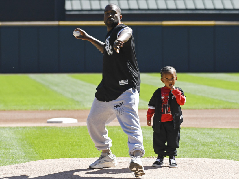 Kanye West's Latest White Sox Game Pitch Was Deeper Than Fans Knew