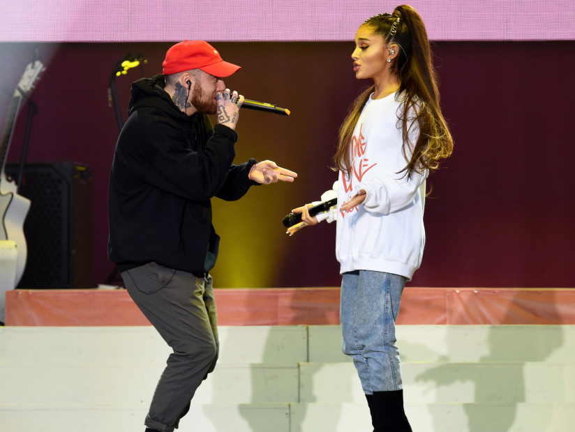 "Ariana Grande Reportedly ""Devastated"" Over Mac Miller's Death"