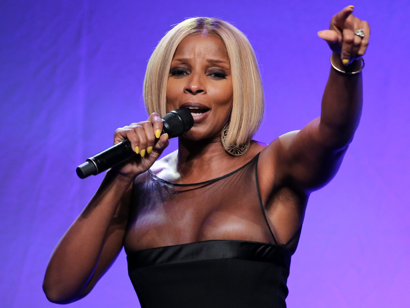 "Mary J. Blige Lands Role In Aretha Franklin Movie ""Respect"""