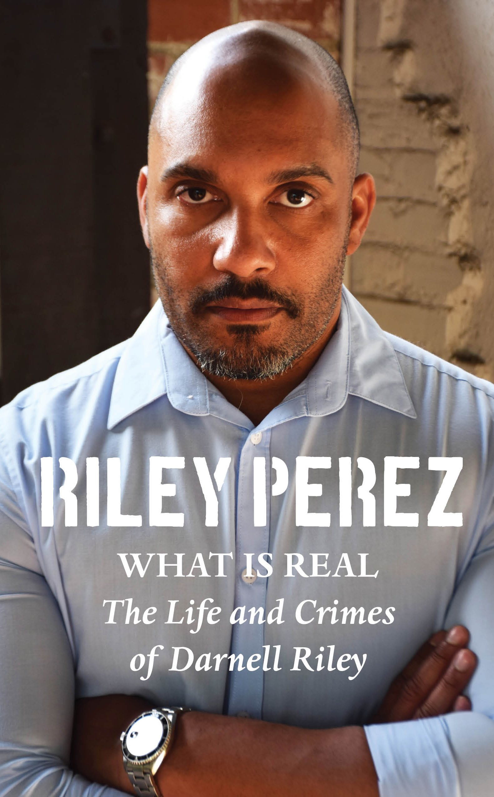 riley perez book