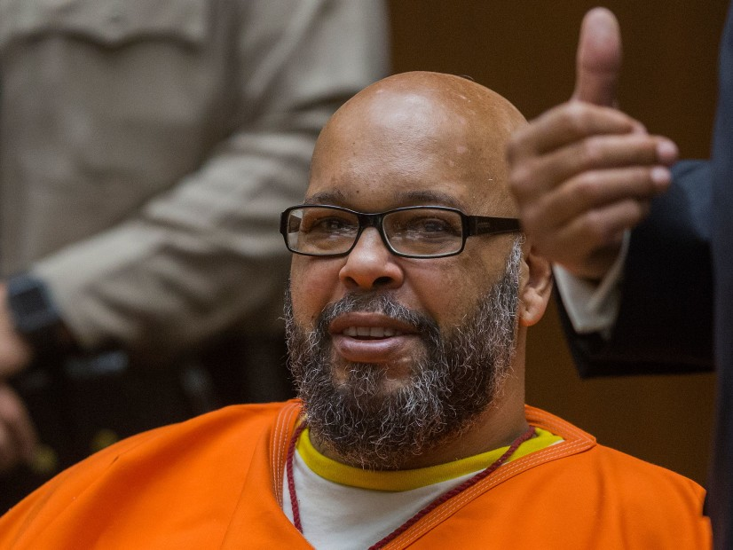 Suge Knight Sentenced To 28 Years After No Contest Murder Plea