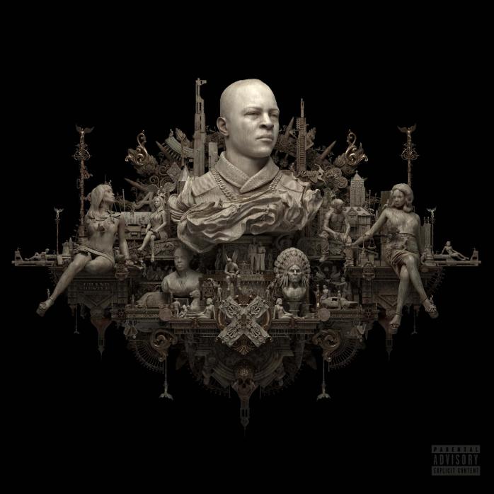 t.i. the dime trap album cover art