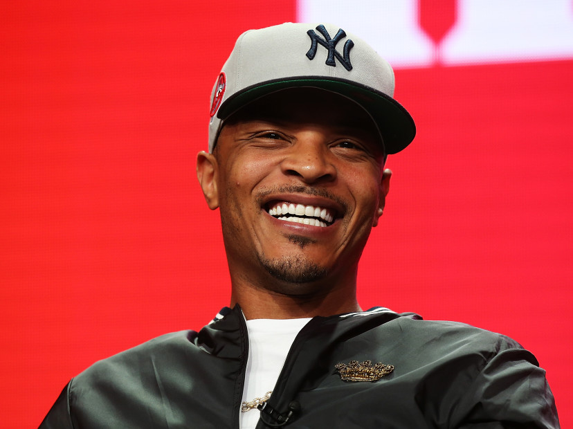 "T.I. Returns With Comedic Gold After Fan Says He Only Has ""2 Good Songs"""