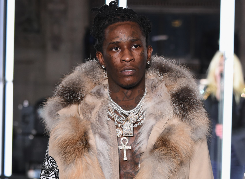 Young Thug To Remain Out On Bond Despite Prosecutors' Request