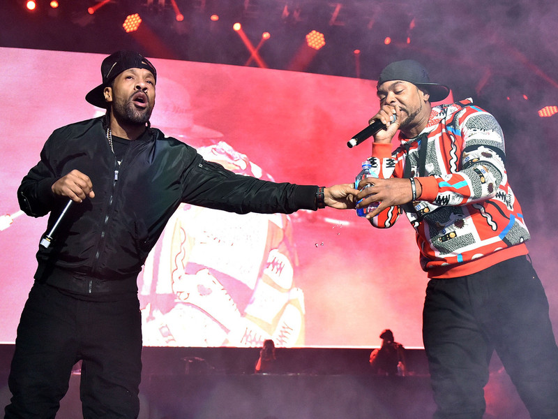 "Method Man & Redman Reportedly Aren't In ""How High 2"""