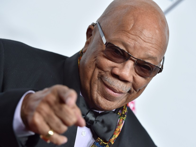 Quincy Jones Admits Ray Charles Got Him Addicted To Heroin