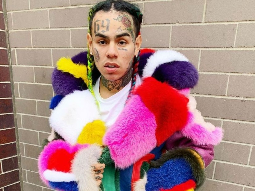 Tekashi 6ix9ine's Houston Mall Assault Case Reportedly Dismissed