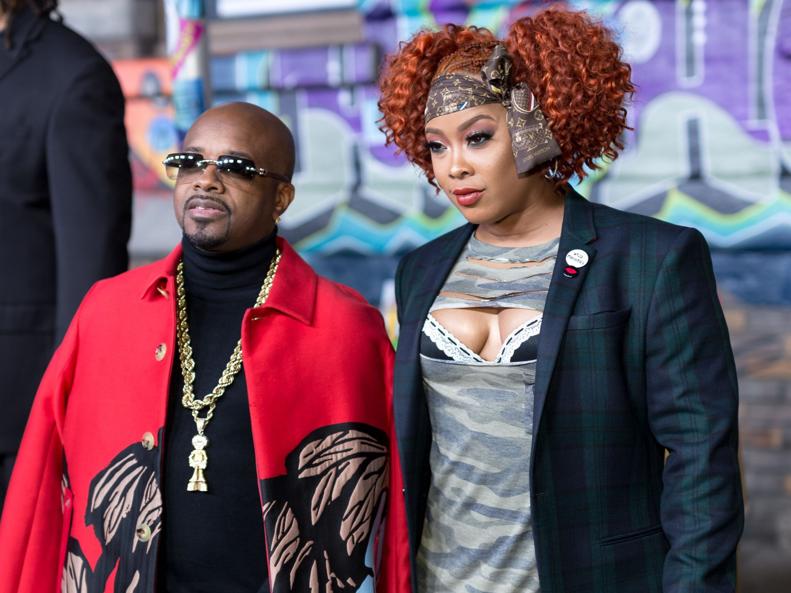 Da Brat's Girlfriend Surprises Her With A Bentley For Her Birthday