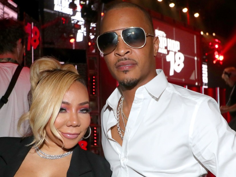 "T.I.'s Alleged Sidepiece Reacts To Tiny's Recent ""Family Hustle"" Confrontation"