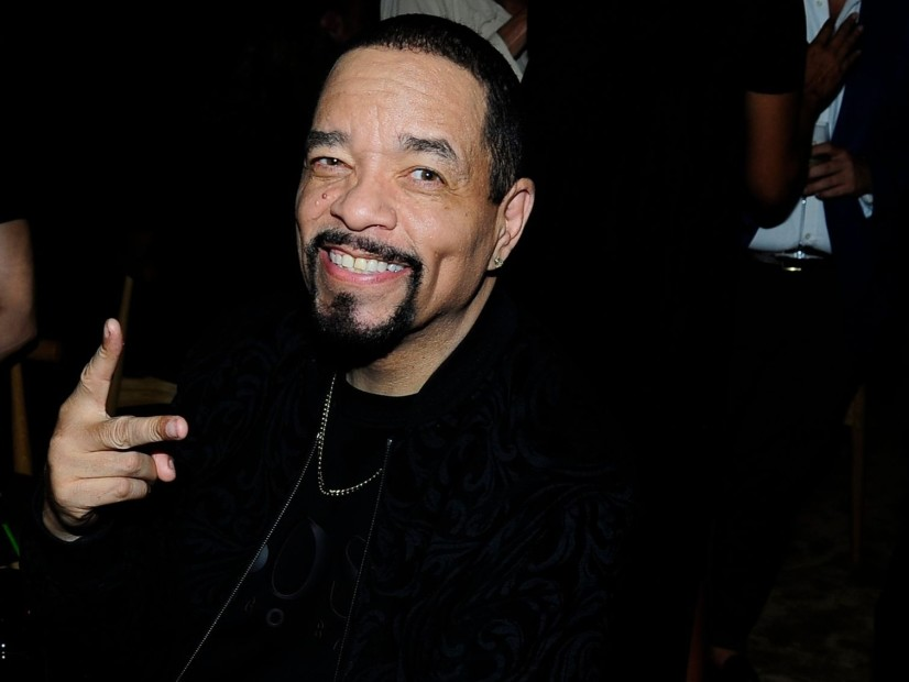 """Oh The Irony: Ice-T Arrested En Route To """"SVU"""" Set"""