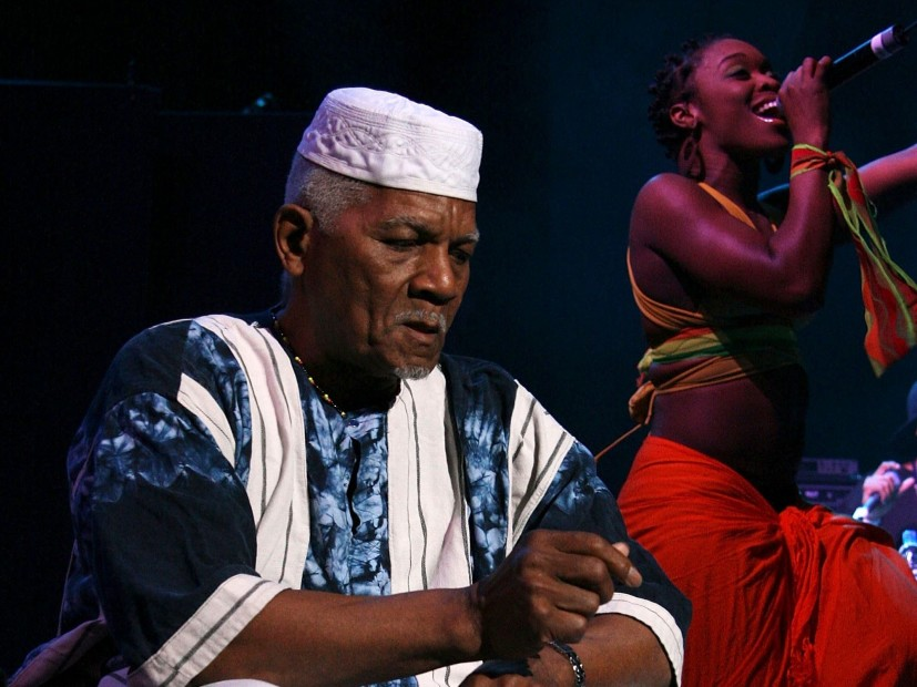 "Speech Mourns Death Of Arrested Development's ""Elder"" Baba Oje"