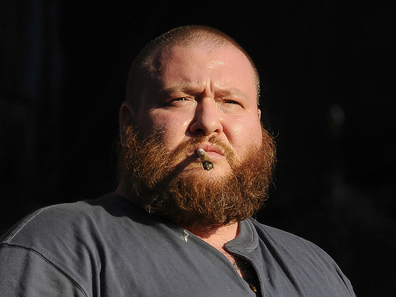 Action Bronson Shows Off 50-LB Weight Loss In Shirtless Interview
