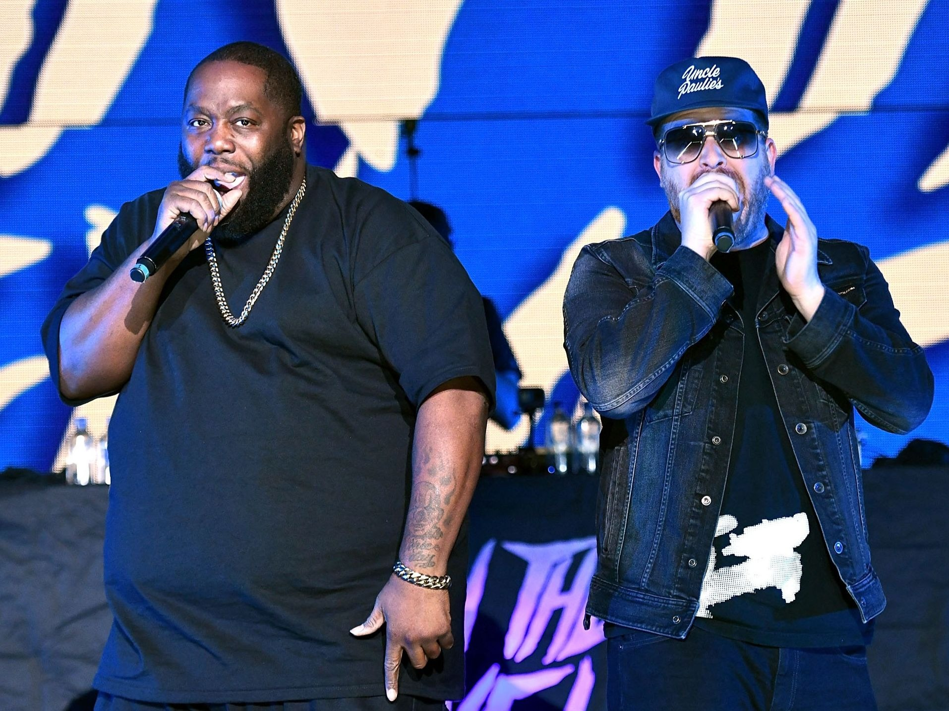 Run The Jewels, DJ Premier & Greg Nice Throw Pre-Pandemic Rager In 'Ooh LA LA' Video