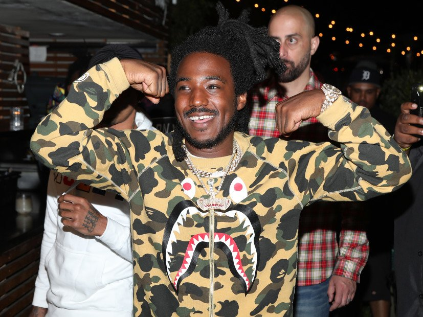"Mozzy Hosts ""Provide For Your People"" Giveback Event In Sacramento"