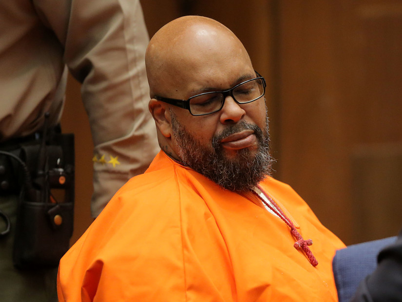 Suge Knight Denies Signing Life Rights Over To Ray J