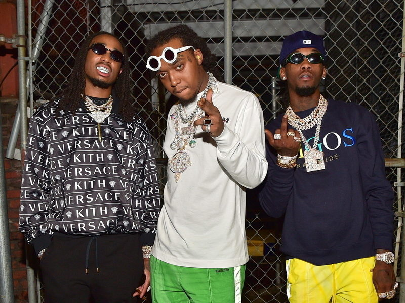 Migos, Ludacris & Lil Jon To Perform At EA Sports' Super Bowl LIII Week Concert