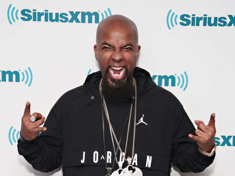 Tech N9ne Asks Why Lil Uzi Vert Isn't Shunned For Upside Down Cross