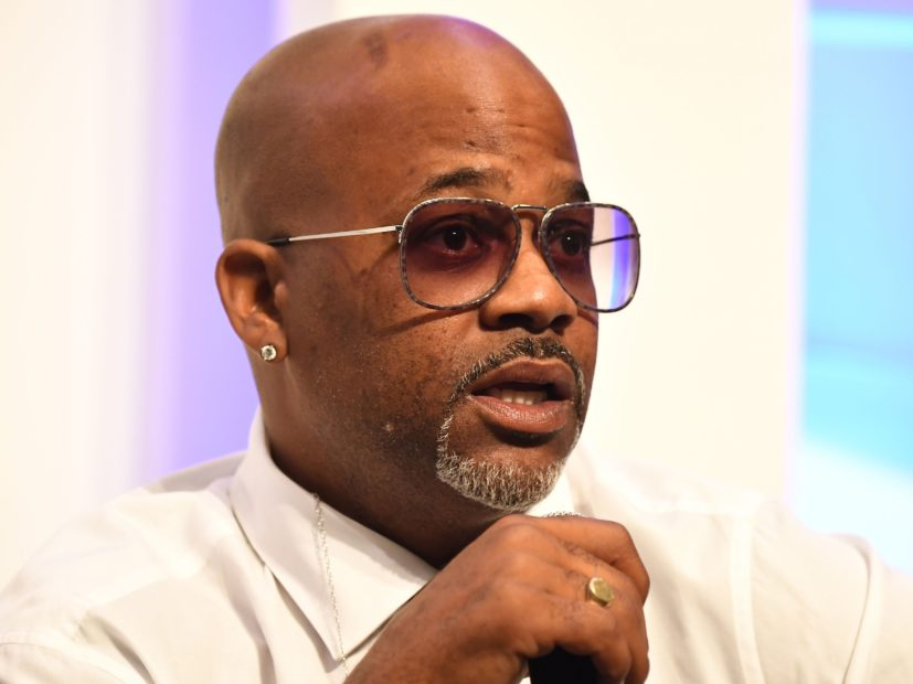 "Damon Dash Demands Restraining Order Against Allegedly ""Violent"" Hair Stylist"