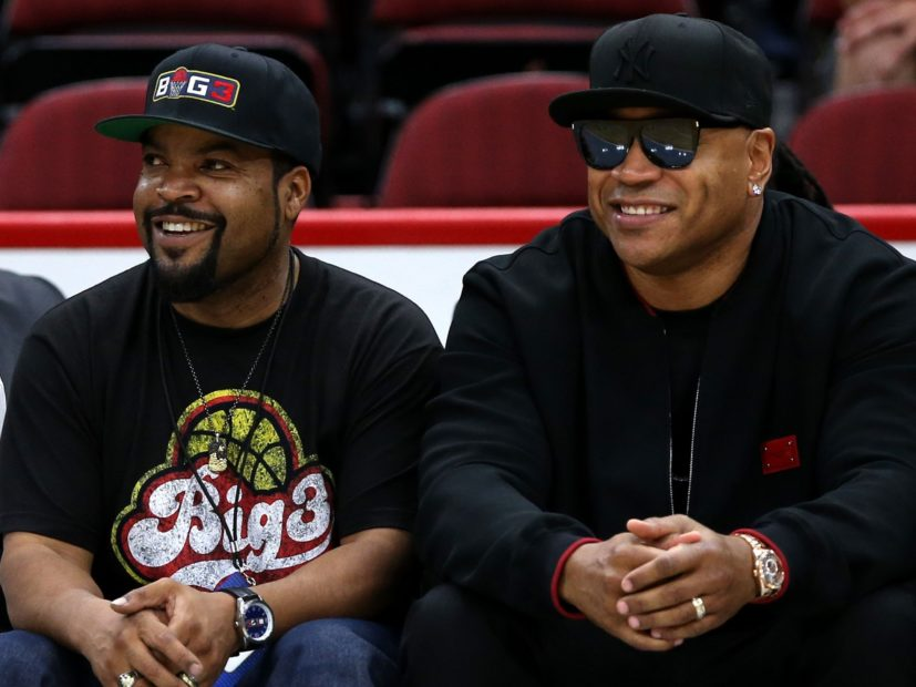 LL Cool J & Ice Cube In Talks To Buy 22 Sports TV Stations
