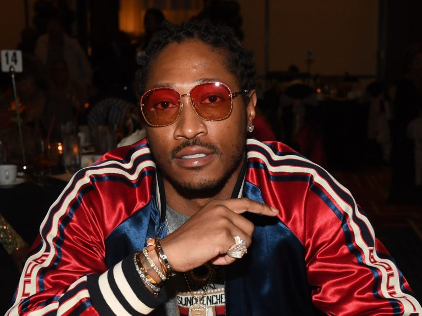 "Future Claims He's ""Top 5 Dead Or Alive"""