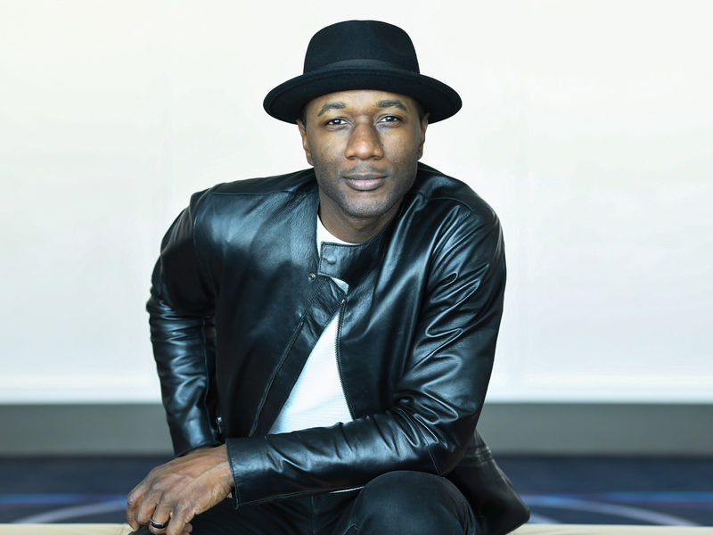 "Aloe Blacc Releases ""Christmas Funk"" Album"