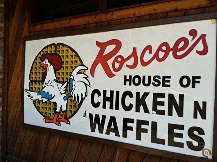 Roscoe's House Of Chicken & Waffles Roasts KFC Over New Menu Addition