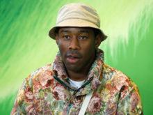 Tyler The Creator Debuts Converse Golf