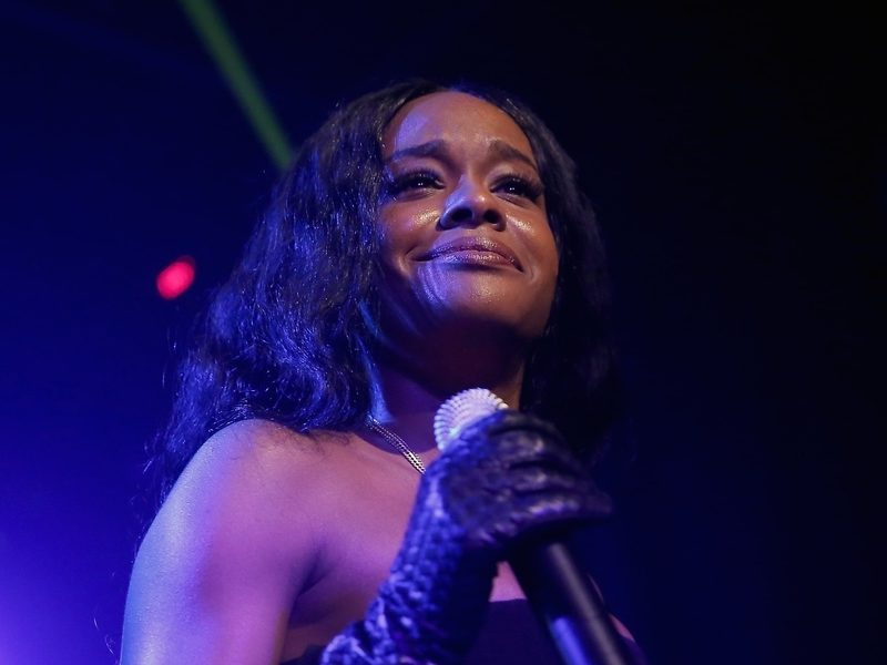 Azealia Banks Says Kanye West Spilled Kim Kardashian Tea On Her Table